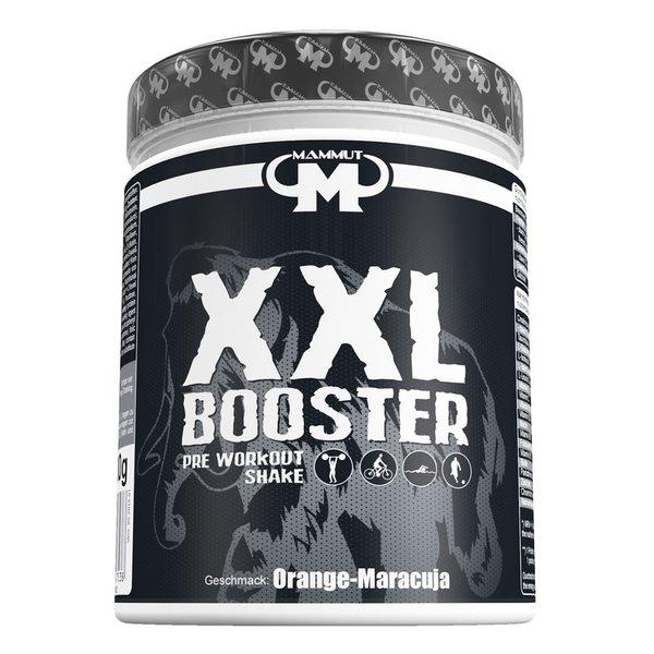Mammut XXL Booster 500g Dose Orange-Maracuja
